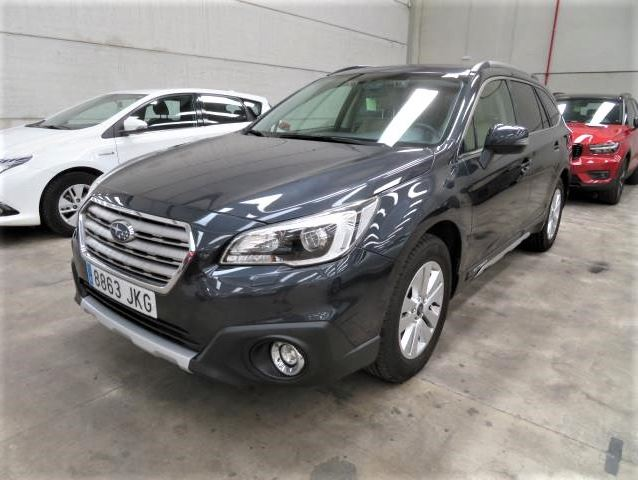 Subaru Outback 2.0 TD Executive Plus CVT