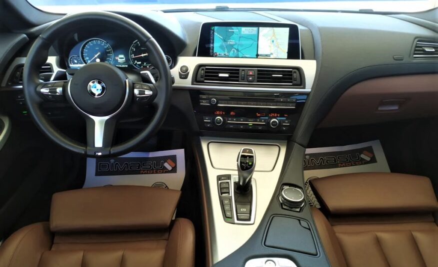 BMW Serie 6 650i xDrive Gran Coupe