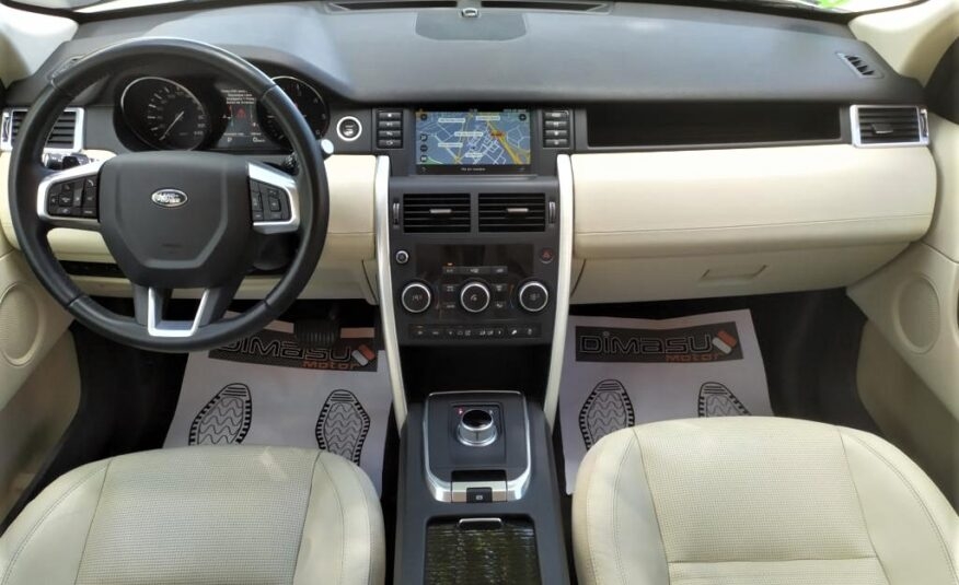 LAND-ROVER Discovery Sport 2.0L TD4 180CV 4×4 HSE Luxury