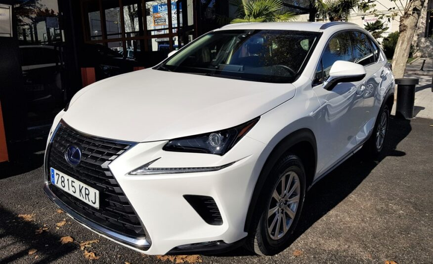 LEXUS NX 2.5 300h Business Navigation 2WD