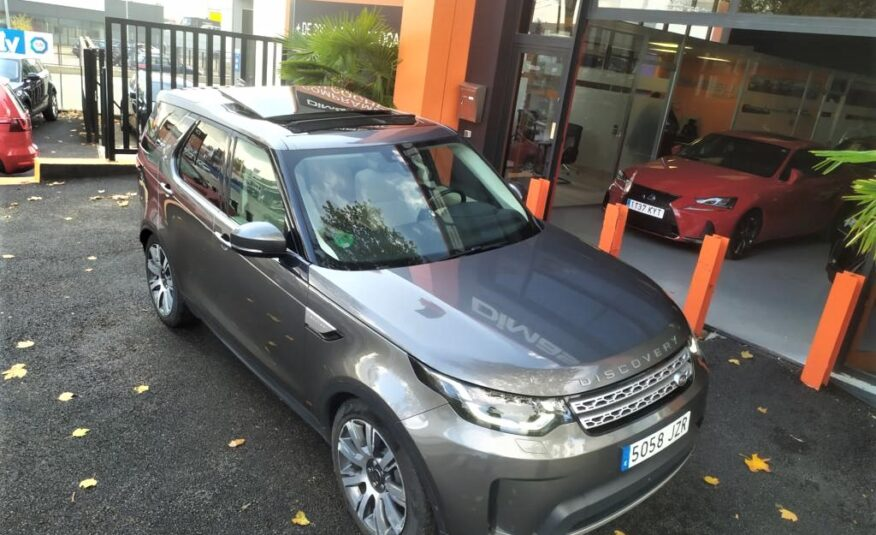 LAND-ROVER Discovery 2.0 I4 SD4 177kW 240CV HSE Auto