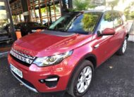 LAND-ROVER Discovery Sport 2.0L TD4 110kW 150CV 4×4 HSE