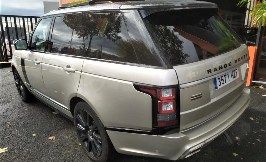 LAND-ROVER Range Rover 5.0 V8 Supercharged Autobiography 510cv