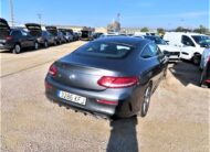 MERCEDES-BENZ Clase C C Coupe 220 d