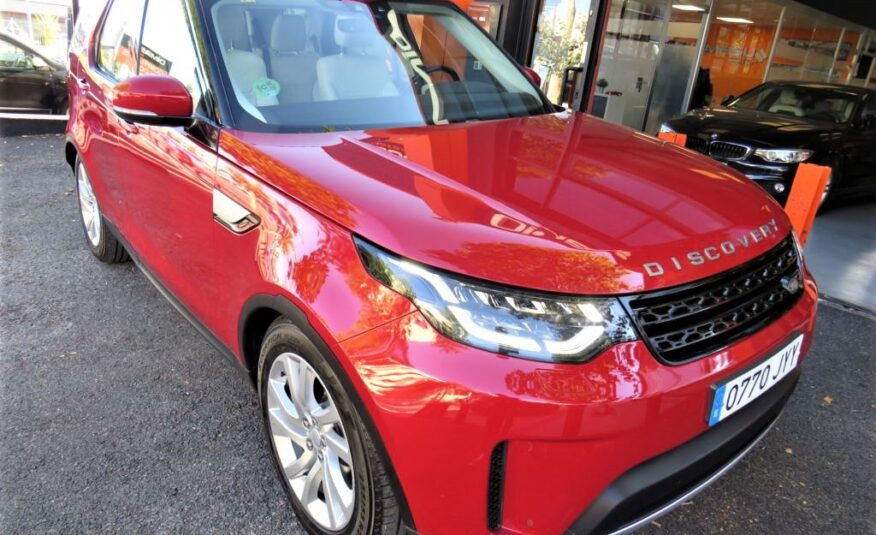 LAND-ROVER Discovery 3.0 TD6 190kW 258CV HSE Auto